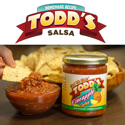 Todd's Salsa