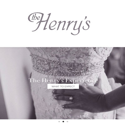 The Henry's Bridal Boutique