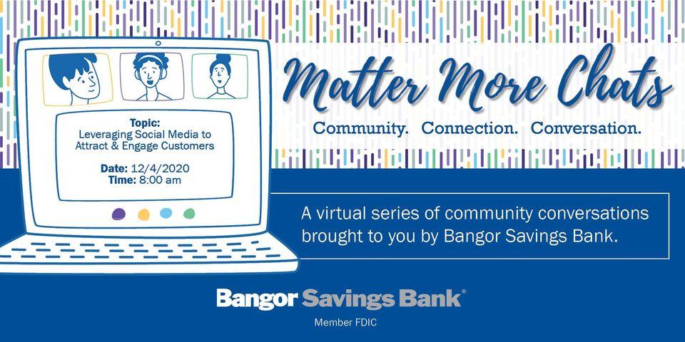 Social Media For Business Workshop - Hosted by Bangor Savings Bank